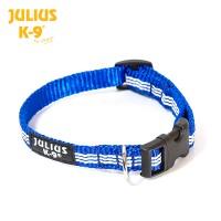 IDC Reflective Dog Collar - Blue