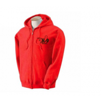 K9 Units Hoodie With Full Zip