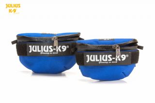 IDC Universal Saddle Bag - Size Mini to 4 - Blue