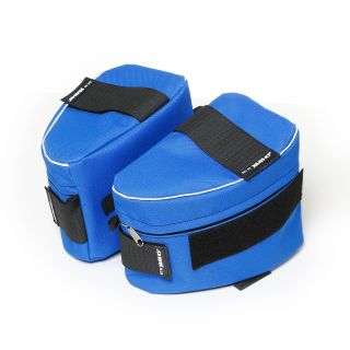 Side bags for IDC® Powerharness - Blue - Size 3-4