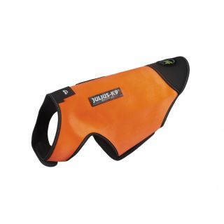 IDC® Neoprene Dog Vest  - Large - Orange