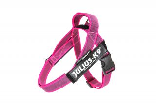 Color & Gray® IDC® Belt Harness - Pink - Mini-Mini