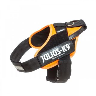 IDC Stealth Powerharness - Size 1- UV Orange