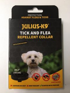 Dog Tick & Flea Repellent Collar  - 75 cm