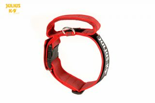 RED K9 Dog Collar 2015 - 50mm