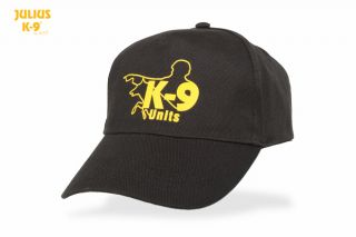 K9 Unit Black Cap