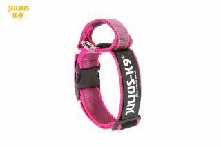 PINK K9 Dog Collar 2015
