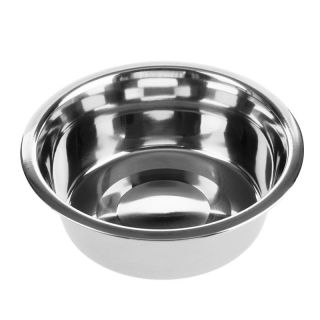 Stainless Steel Dog Feeding Bowl 4.2L