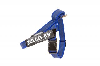 Color & Gray series IDC®-Belt harness blue mini