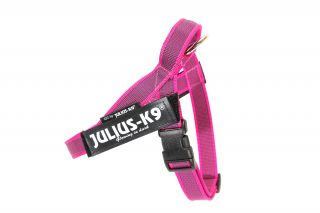 Color & Gray series IDC®-Belt harness pink mini