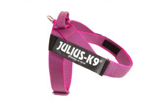 Color & Gray series  IDC®-Belt harness pink size 1