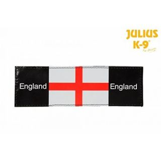 England National Flag Harness Badge (Small)