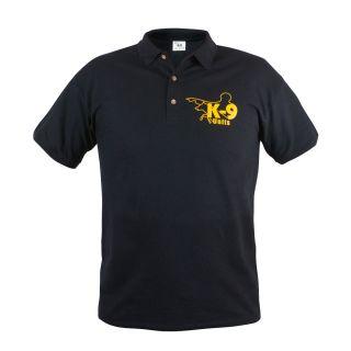 K9® Black Polo Shirt
