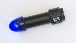 LED Safety Bullet Light for IDC Powerharnesses-Blue