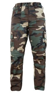 K9 zipp-off trousers Military