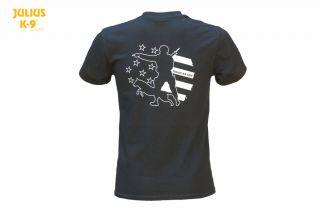K9 Unit Stars & Stripes T-Shirt