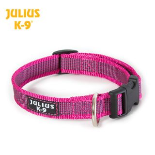 Color & Gray® Dog Collar - Pink - Large