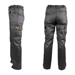 K9 Zip-off Trousers Black