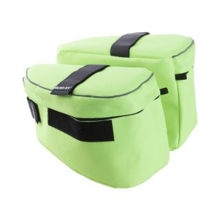 Side bags for IDC® Powerharness - Neon Green - Size 0
