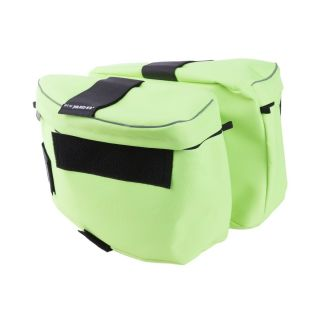 Side bags for IDC® Powerharness - Neon Green - Size 3-4