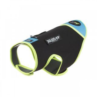 IDC® Neoprene Dog Vest  - Extra Small - Aquamarine
