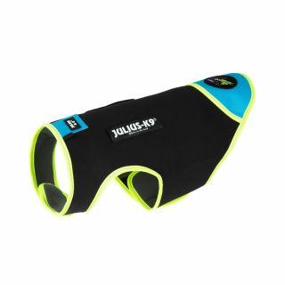 IDC® Neoprene Dog Vest - Medium - Aquamarine