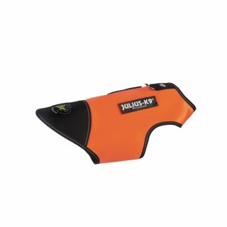 IDC® Neoprene Dog Vest  - Small - Orange