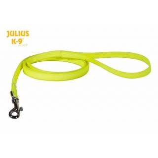IDC® Lumino Leash – Neon Green – 5m – With Handle