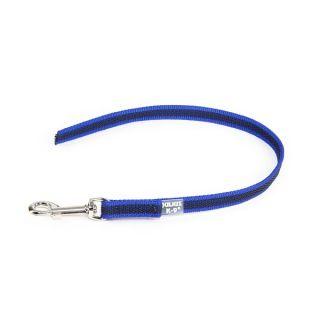 Colour & Gray® Super Grip Leash - Blue- 0.45m - No Handle