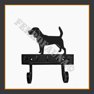 Beagle Key and Lead Holder