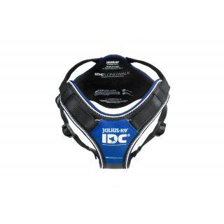 IDC®Longwalk Dog Hiking Harness - Size Medium - Blue