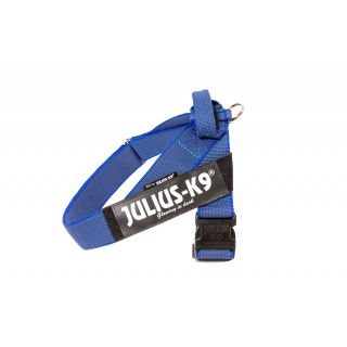 Color & Gray series IDC®-Belt harness blue size 1