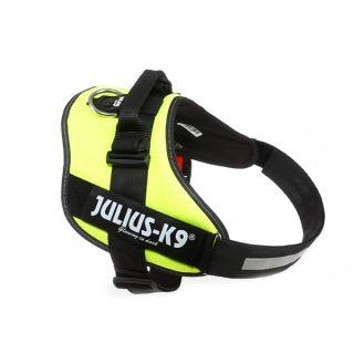 IDC Powerharness - Size 3 - UV Neon Green
