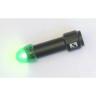 LED Safety Bullet Light for IDC Powerharnesses - Green