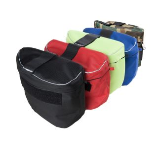 collection of large harness saddle bags available