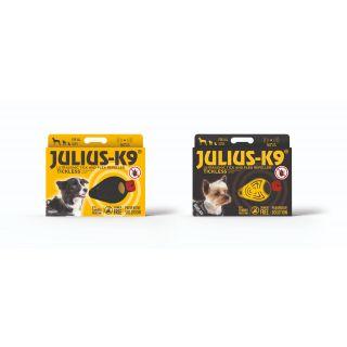 box for the Julius K9 Ultrasound tick repellent