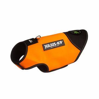 IDC® Neoprene Dog Vest  - Extra Small - Orange