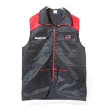 Waterproof Dog Walking Vest Jacket Red
