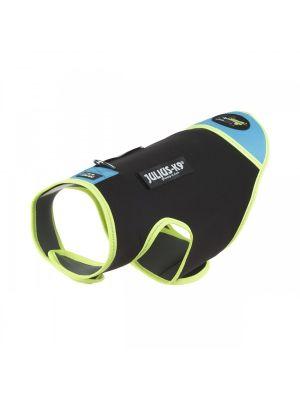 IDC Waterproof Dog Vest - Extra Small - Aquamarine