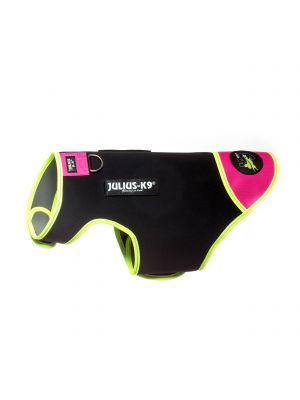 IDC Waterproof Dog Vest - Medium - Pink