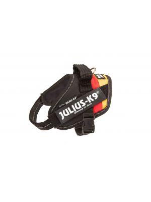 German Flag Dog Harness - Extra Extra Small Dog (mini-mini)
