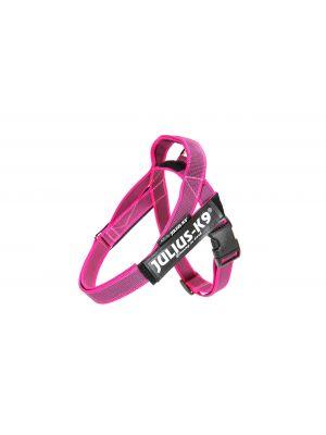 IDC Belt Harness - Size Mini-Mini - Pink - Color & Gray Series