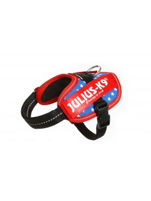 American Flag Dog Harness - Puppy & Small Dog (baby 2)