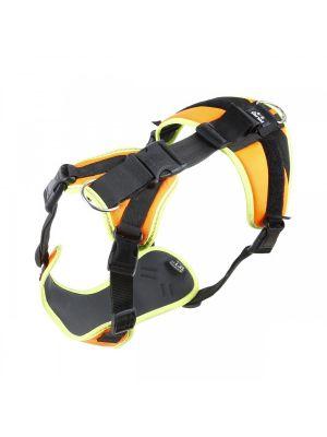 Mantrailing Dog Harness - UV Orange - Large & X Large