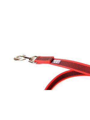 K9 Super Grip Dog Leash - Red - 5 m - No Handle