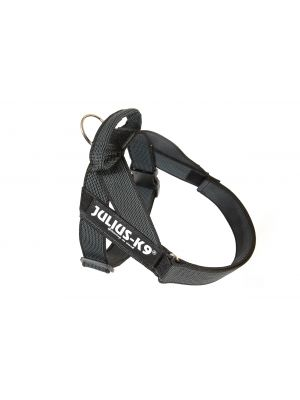 Color & Gray series IDC®-Belt harness black size 0