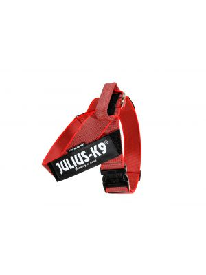 Color & Gray series IDC®-Belt harness red size 3