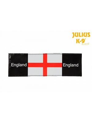 England National Flag Harness Badge (Large)