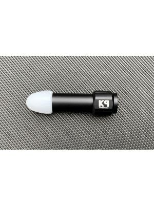 K9 Bullet Light - White - *To fit torch holder on size 0-4 IDC Powerharness only*