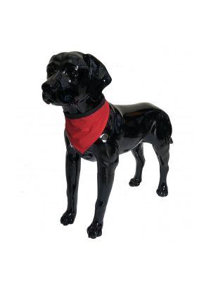 Red Dog Bandana Medium